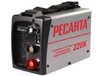 Сварочный инвертор РЕСАНТА САИ-220 К (компакт) 140-260В