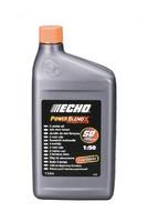 Масло ECHO для 2-х тактных двигателей полусинтетика JASO FD 1л