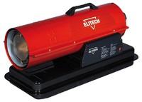 Газовая тепловая пушка ELITECH ТП 25ДБ