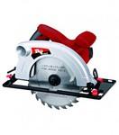 Пила дисковая RD-CS210-85  2100Вт; диск 23530мм; 4200 обмин; пропил при 90 - 85 мм, при 45 - 53 мм; стальная подошва; 9кг  RedVerg