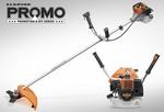 Коса бензиновая  PROMO PBC-33 1.5 л.с., Easy-start, велосип. ручка, ремень, нож, леска CARVER