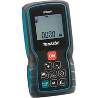 Дальномер лазерный LD080PI   2x1.5В-LR03(AAA),635нм,точн-1.5мм,дал-0.05-80м,0.138кг,кор,чехол+датчик угла наклона  (Makita )