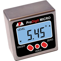 Уровень угломер цифровой ADA Pro-Digit MICRO диапазон 4х90°