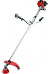 Бензотриммер RD-GB226  RedVerg 0,95кВт1,3л.с; 25,4см3,прям.неразъем.штанга,велосипед.рукоятка,диск 255х25,4мм 3зуб;леска 2мм;наплеч.ремень;6кг RedVerg