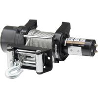 Лебедка автомобильная электрическая DENZEL LB- 4000 (52026)