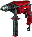 Дрель ударная RD-ID 550 RedVerg   550Вт; 0-3000обмин; ЗВП 1,5-13мм; сталь-13ммкирпич-13ммдерево-25мм; реверс; бок.рукоятка; коробка; 2кг   RedVerg