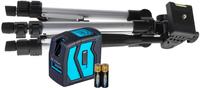 Построитель лазерных плоскостей INSTRUMAX ELEMENT 2D SET+штатив
