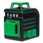 Нивелир лазерный Cube 2-360 Home Green Ultimate Edition ADA