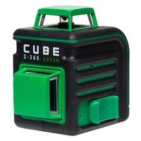 Нивелир лазерный ADA Cube 2-360 Home Green Ultimate Edition