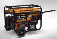 Бензогенератор CARVER PPG-8000Е LT-190F