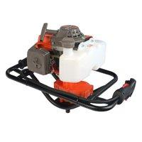 Мотобур бензиновый AE 70D без шнека,    70см3, 3.5л.с., шнеки 40-350мм, бак 1.3л   PATRIOT