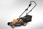 Газонокосилка  электрическая  LME-1840 1,8 кВт,ш-40 см,35 л  CARVER