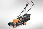 Газонокосилка  электрическая  LME-1437 1,4 кВт,ш-37 см,35 л  CARVER