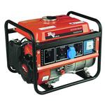 Генератор бензиновый RD-1500B/RD-G1500B RedVerg   2,4л.с; 80куб.см; 154F; запуск ручной; бак-6л; мощность 0,851кВт; 220В; 25кг