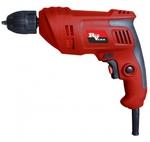 Дрель RD-D400 RedVerg безударная, 400Вт; 0-3000 обмин; БЗП 1,5-10мм; сверление сталь-10мм, дерево-20мм; реверс; коробка - картон; 1,5кг