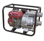 Мотопомпа RD-WP80DL RedVerg для грязной воды; 4,41кВт6л.с.; 196куб.см; Loncin 168FВ; 65куб.мч; напор-25м; всасывания 8м; патрубки 80мм; 32кг