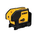 Уровень DW 083 К   лазерный, 4х1.5В-LR6(AA),30м,точн0.2ммм,0.55кг,кор,3 луча,магнитное крепление   ( DeWalt )