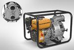 Мотопомпа CGP5580, 5,2 кВт7,0 л.с., 4-х тактн., выхвх 380 мм для грязной воды  CARVER