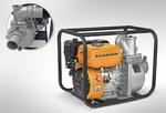 Мотопомпа CGP6080, 5,2 кВт7,0 л.с., 4-х тактн., выхвх 380 мм   CARVER