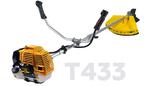 Триммер Champion Т433 1,25кВт 42,7см3 8,2кг HT21+3255 U-ручка легк.старт, разъемн.прям.