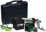Нивелир лазерный Cube 360 Home Green Ultimate Edition ADA