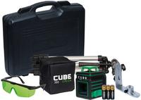 Нивелир лазерный ADA Cube 360 Home Green Ultimate Edition