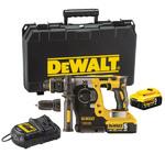 Перфоратор аккумуляторный DeWalt DCH274P2