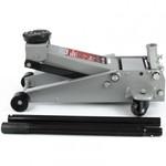Домкрат гидравлический подкатной, быстрый подъем MATRIX51047, 3т Quick Lift, 130-465 мм, проф