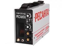 Сварочный аппарат РЕСАНТА САИ-230 АД + Маска МС-3