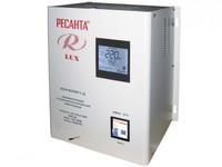 Стабилизатор напряжения серии LUX РЕСАНТА АСН-8000Н1-Ц