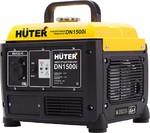 Инверторный генератор HUTER DN1500i + Тепловентилятор РЕСАНТА ТВК-2