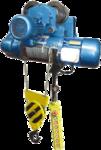 Тельфер электрический MAGNUS PROFI ТM-1S с тележкой