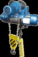 Тельфер электрический MAGNUS PROFI TM-1S с тележкой